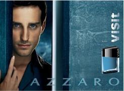Azzaro Visit for men- 2