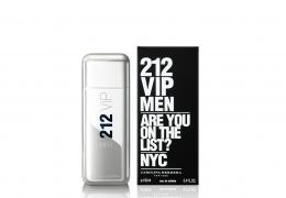 Carolina Herrera 212 VIP MEN- 1