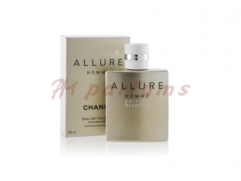 Chanel Allure homme Edition Blanche eau de Toilette