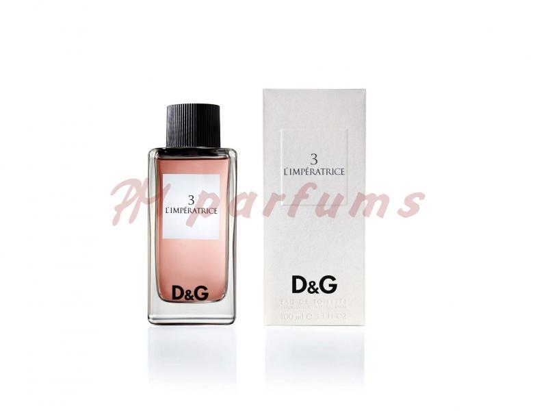 Dolce & Gabbana 3 L´Imperatrice