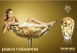 Paco Rabanne Lady Million Eau My Gold- 2