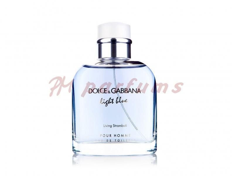 Dolce & Gabbana Light Blue Living Stromboli pour homme