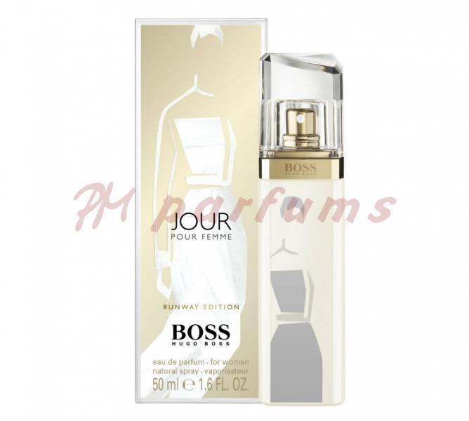 Hugo Boss Boss Jour Runway Edition Pour Femme
