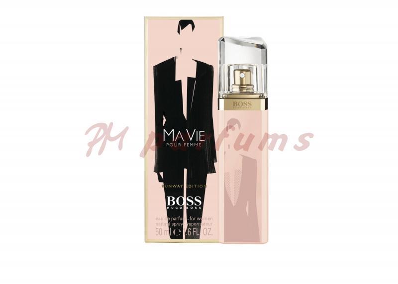 Hugo Boss Boss Ma Vie Runway Edition Pour Femme