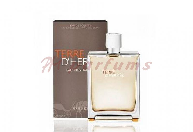 Hermes Terre D´Hermes eau Tres Fraiche