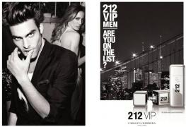 Carolina Herrera 212 VIP MEN- 2