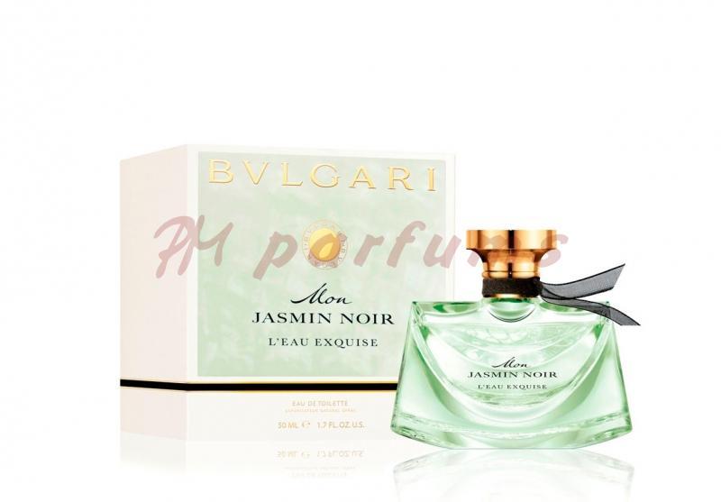 Bvlgari Mon Jasmin Noir L´eau Exquise