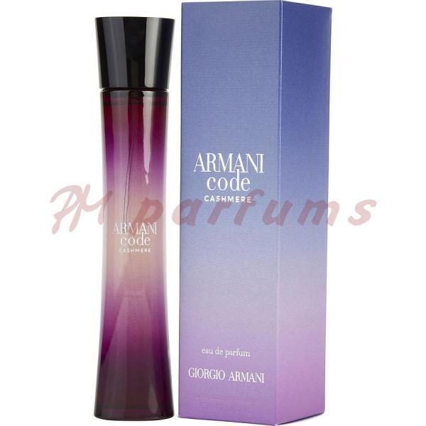 Armani Code Cashmire