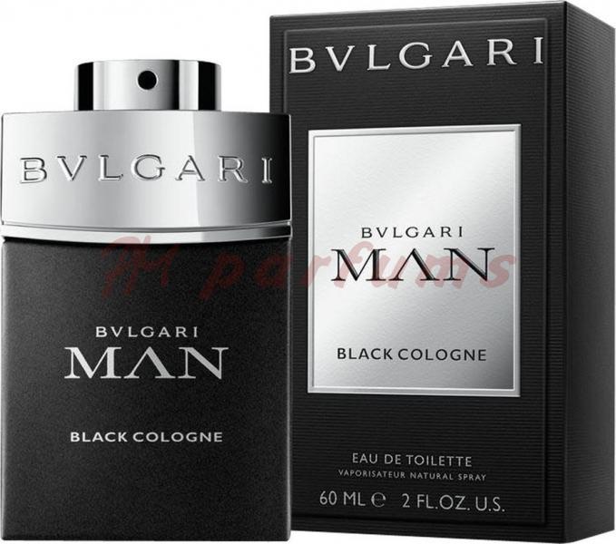 Bvlgari Man Black Colognne pour Homme