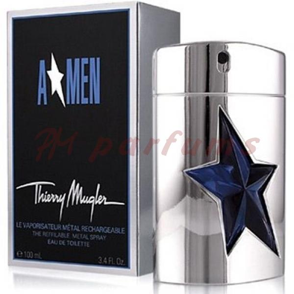 Thierry Mugler Angel Metal