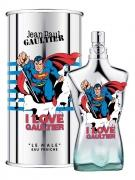 Jean Paul Gaultier Le Male Superman Eau Fraiche- 2