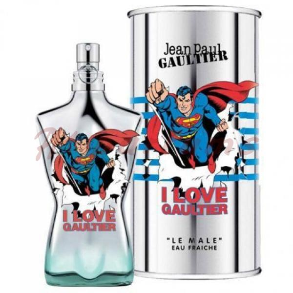 Jean Paul Gaultier Le Male Superman Eau Fraiche