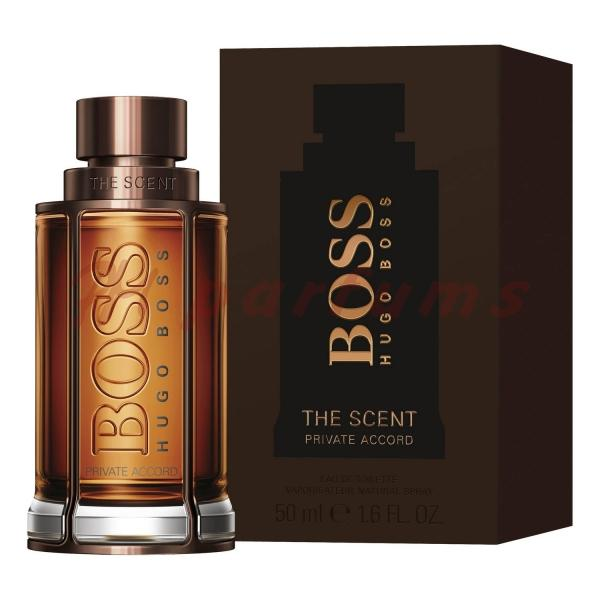 Hugo Boss Boss The Scent Private Accord