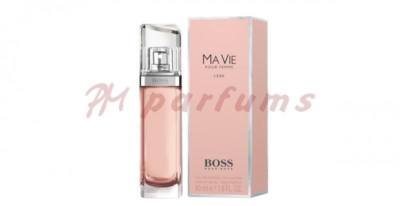 Hugo Boss Ma Vie Pour Femme L´Eau
