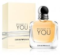 Armani emporio because you