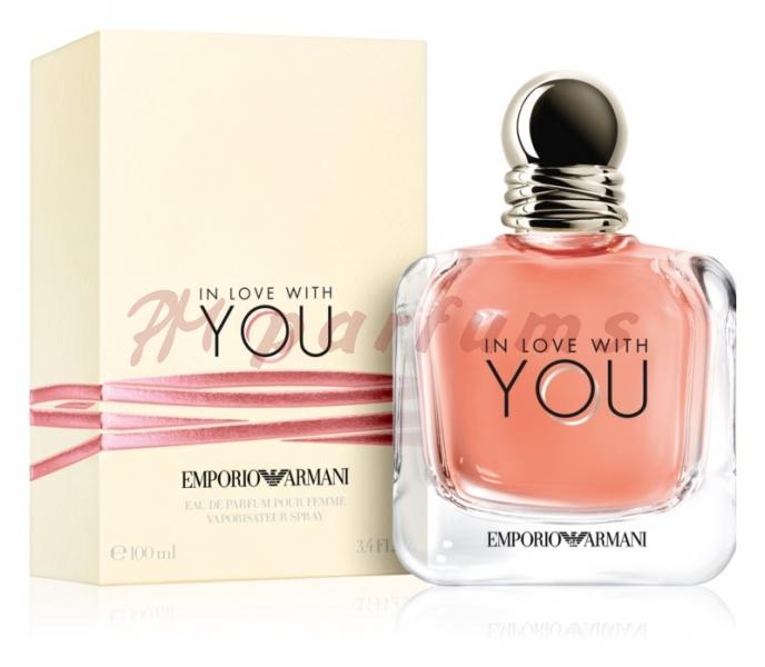 Armani Emporio In Love Whit You